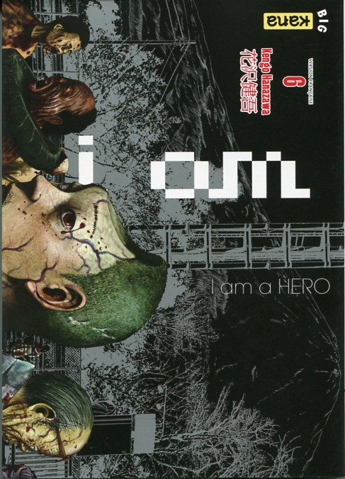 Couverture de I am a hero -6- Tome 6