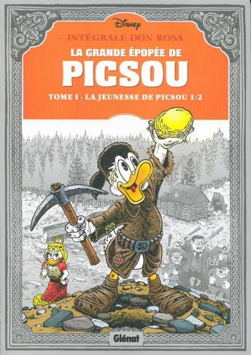 La grande Épopée de Picsou  -  La jeunesse de Picsou