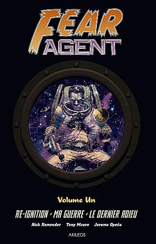 Fear Agent 6 tomes et 1 HS