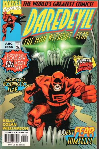 Couverture de Daredevil (1964) -366- Prison without walls