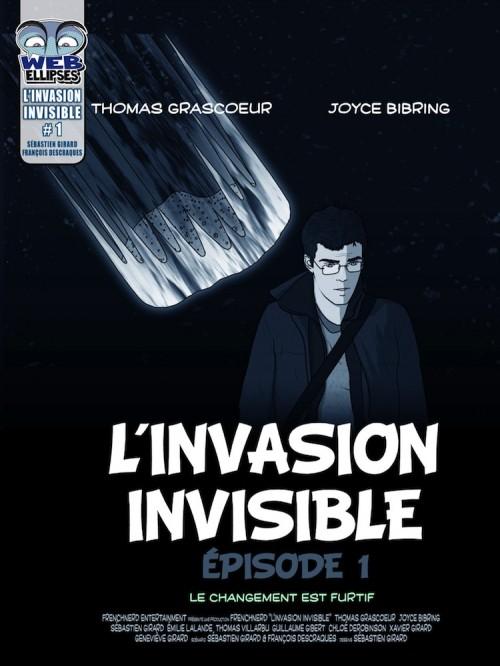 Couverture de L'invasion Invisible -1- Tome 1