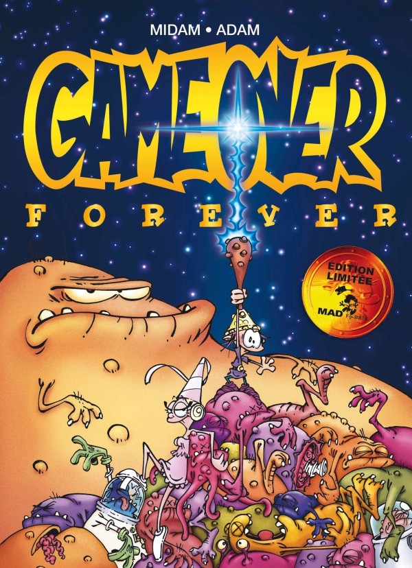 Couverture de Game Over -INT- Forever