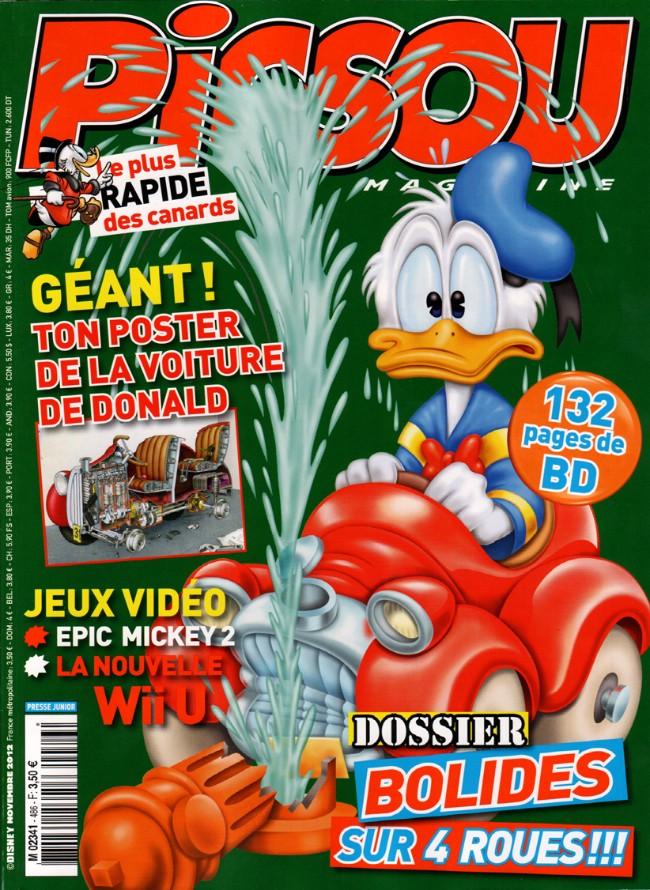 Couverture de Picsou Magazine -486- Picsou Magazine n° 486