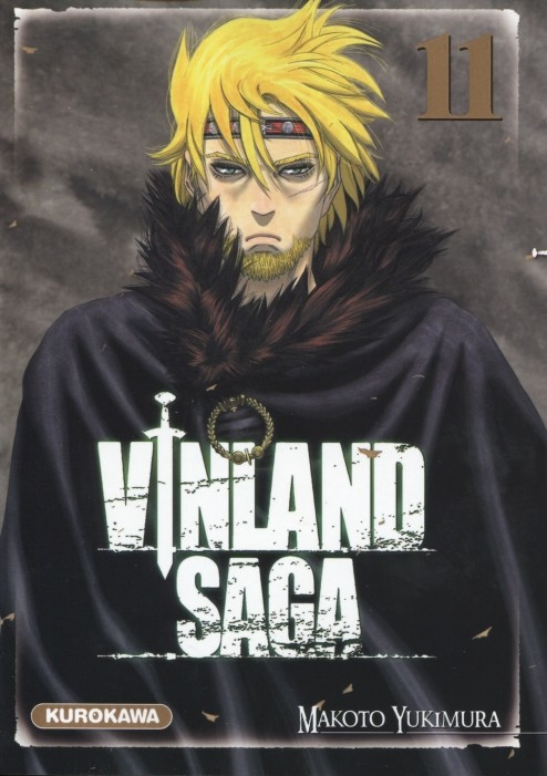 Couverture de Vinland Saga -11- Tome 11