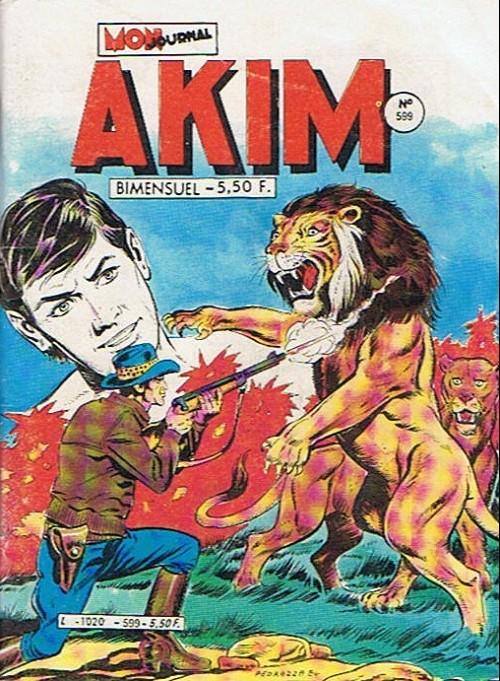 Couverture de Akim (1re série) -599- Le pouvoir de l'argent