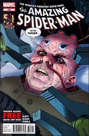 Couverture de Amazing Spider-Man (The) Vol.2 (Marvel comics - 1999) -698- Dying wish prelude : day in the life