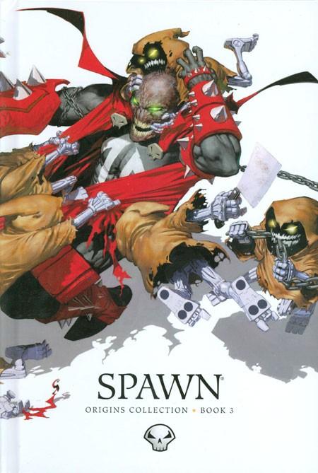 Couverture de Spawn (1992) -INTHC03- Origins Collection - Book 3