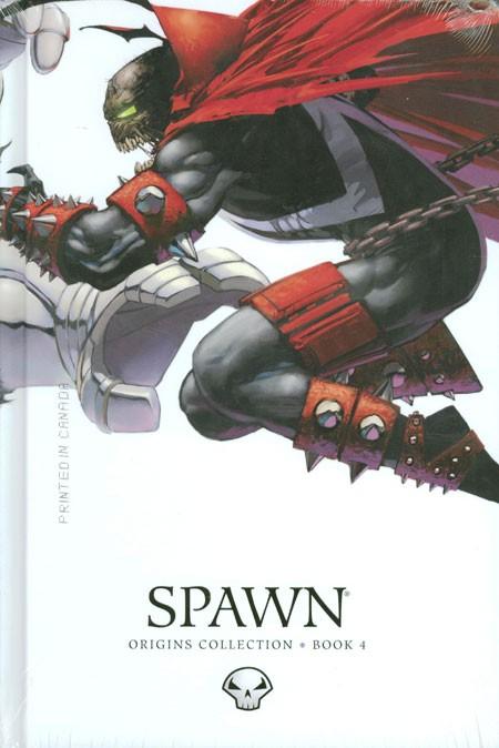 Couverture de Spawn (1992) -INTHC04- Origins Collection - Book 4