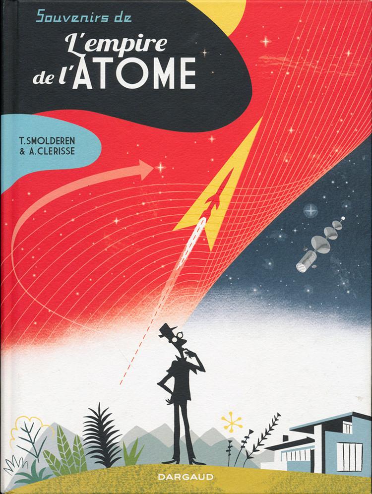 Couverture de Souvenirs de L'empire de l'atome