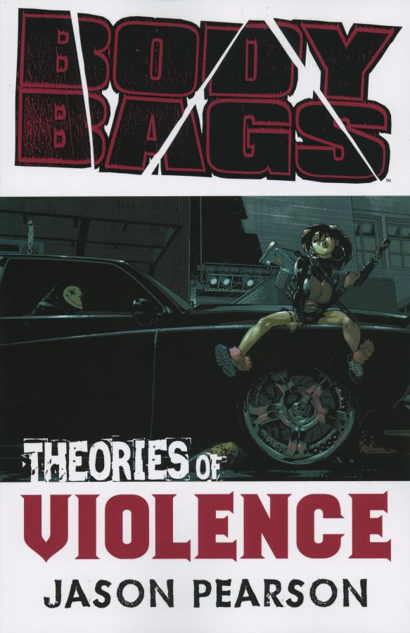 Couverture de Body Bags (1996) -INT02- Theories of Violence