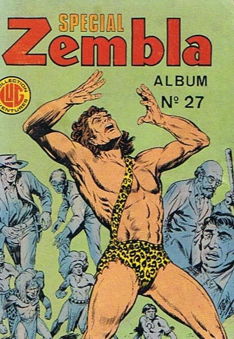 Couverture de Zembla (Spécial) -Rec27- Album N°27 (du n°80 au n°82)