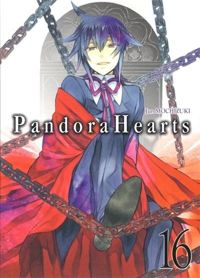 Couverture de Pandora Hearts -16- Tome 16