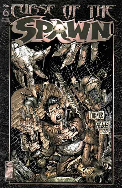 Couverture de Curse of the Spawn (1996) -6- Blood and rain