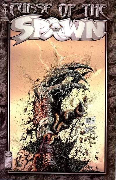 Couverture de Curse of the Spawn (1996) -4- Damnation war