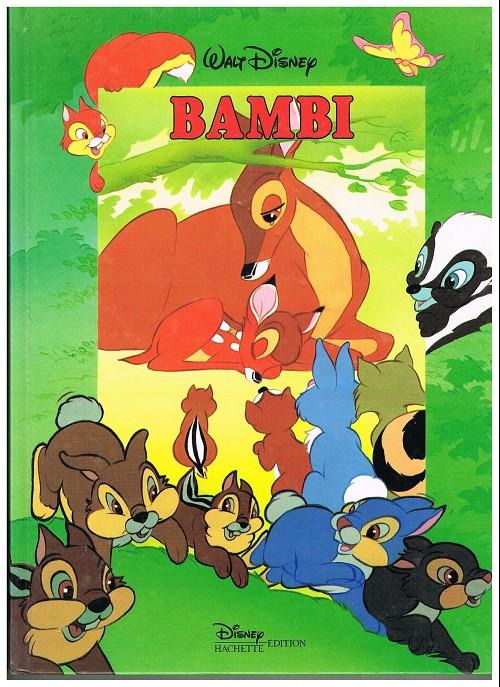 Walt Disney Hachette Et Edi Monde Bambi