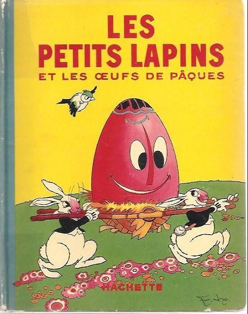 Walt Disney (Hachette) Silly Symphonies  4  Les Petits Lapins Et Les œufs  De Pâques