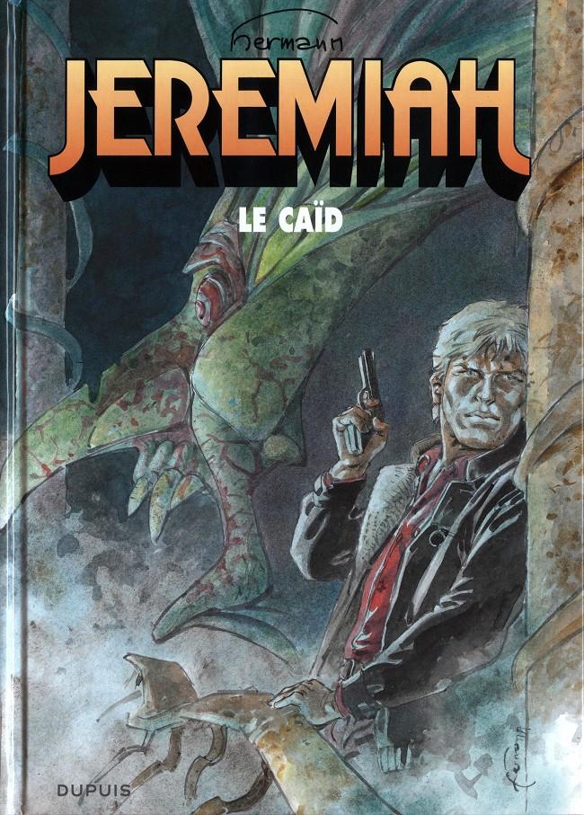 Couverture de Jeremiah -32- Le caïd