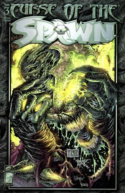 Couverture de Curse of the Spawn (1996) -3- Corpse candles