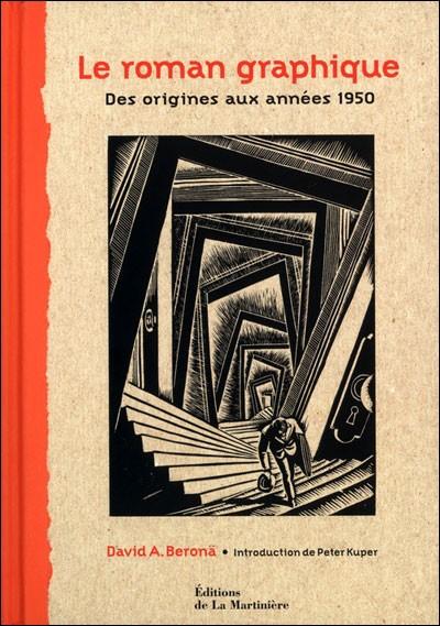 Couverture de (DOC) Études et essais divers - Le roman graphique - Des origines aux années 1950