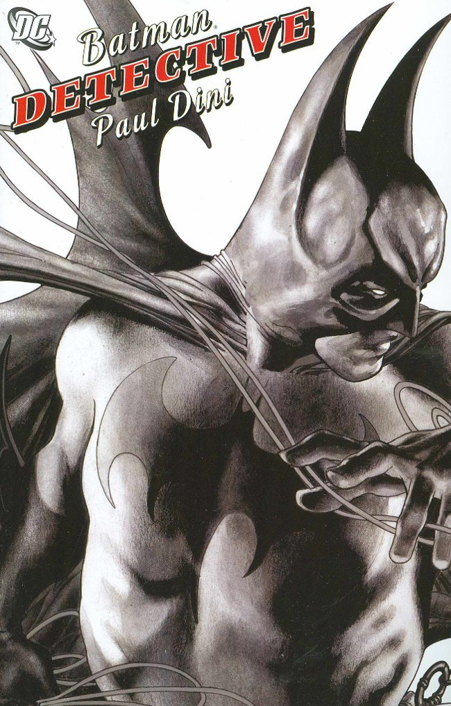 Couverture de Detective Comics (1937) -INT- Batman: Detective