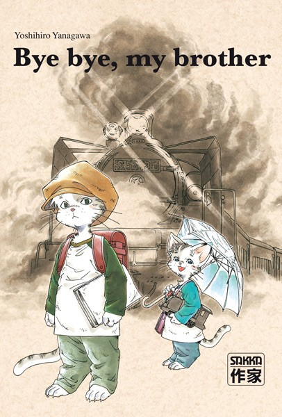 Couverture de Bye bye, my brother -1- Tome 1