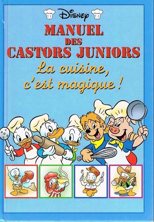 manuel des castors juniors 2e s rie fl la cuisine c 39 est magique. Black Bedroom Furniture Sets. Home Design Ideas