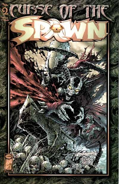 Couverture de Curse of the Spawn (1996) -2- Blood lust