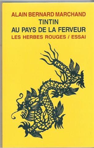 Couverture de Tintin - Divers - Tintin au pays de la ferveur