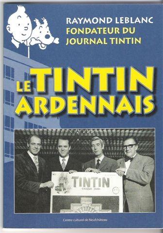 Couverture de (AUT) Hergé -177- Le Tintin ardennais