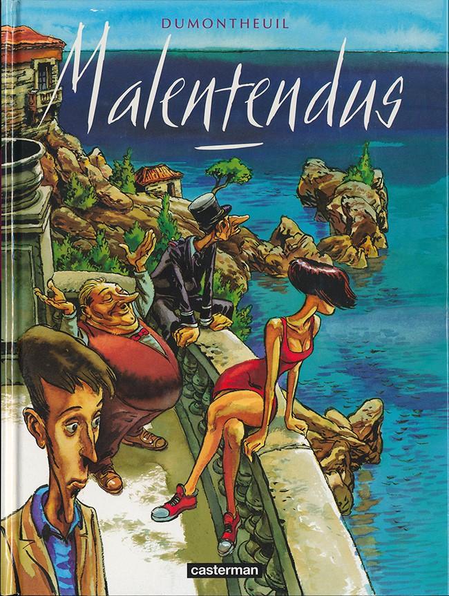 Couverture de Malentendus