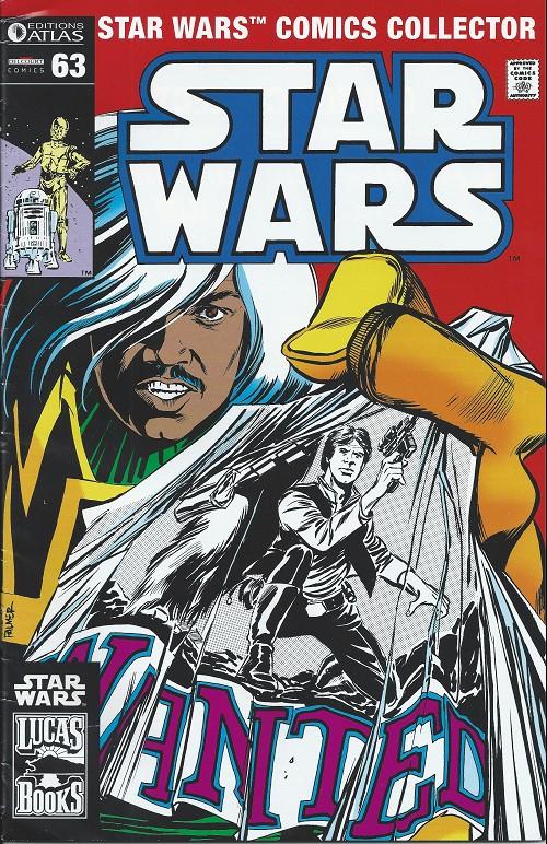 Couverture de Star Wars (Comics Collector) -63- Numéro 63