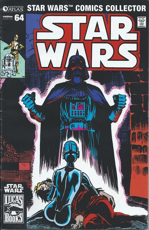 Couverture de Star Wars (Comics Collector) -64- Numéro 64