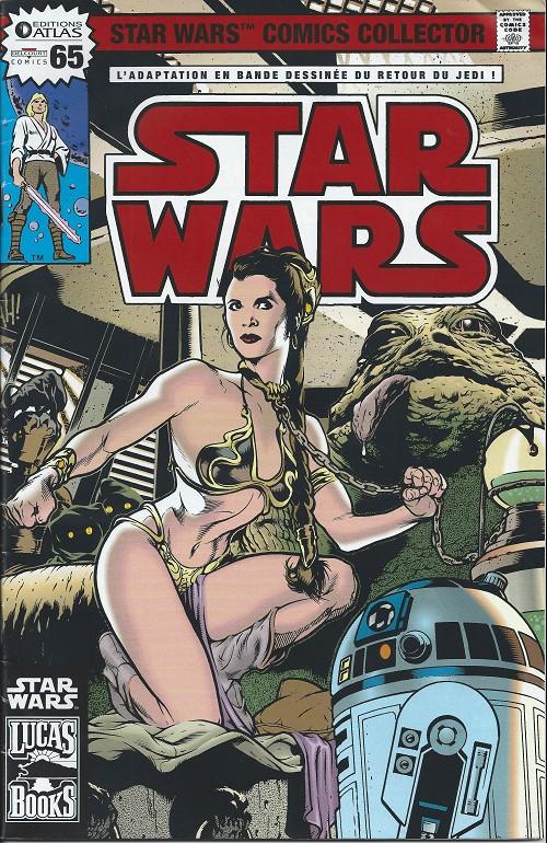 Couverture de Star Wars (Comics Collector) -65- Numéro 65