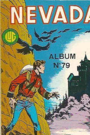 Couverture de Nevada (LUG) -Rec79- Album N°79 (du n°434 au n°436)
