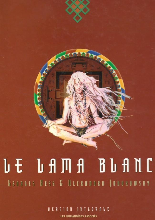 Couverture de Le lama blanc -INT- Version intégrale