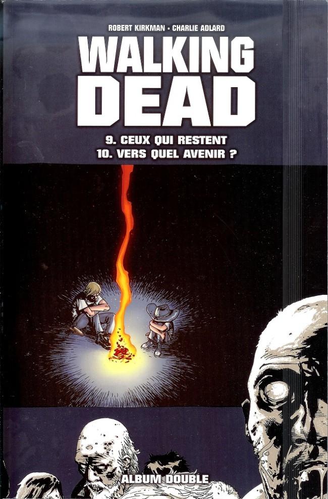Couverture de Walking Dead -FL05- Ceux qui restent - Vers quel avenir ?