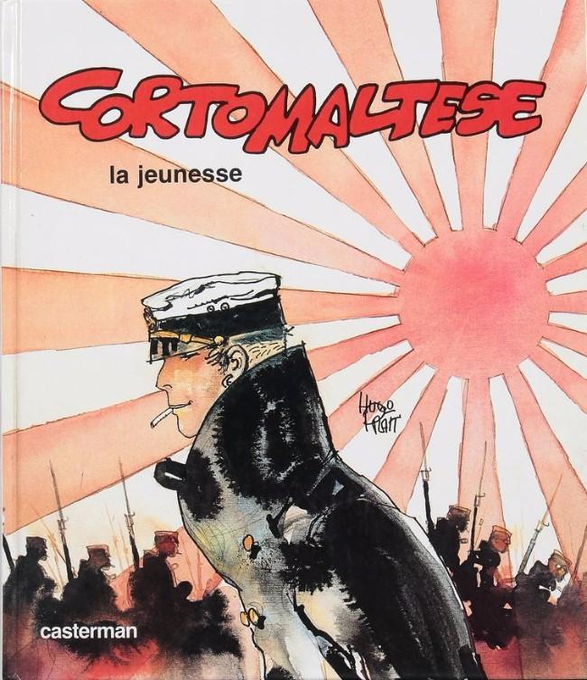 Couverture de Corto Maltese (Couleur Grand Format) -5- La jeunesse
