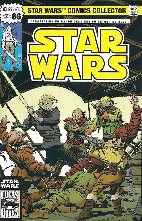 Couverture de Star Wars (Comics Collector) -66- Numéro 66