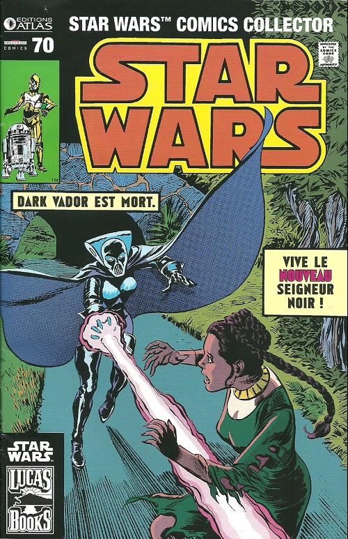 Couverture de Star Wars (Comics Collector) -70- Numéro 70