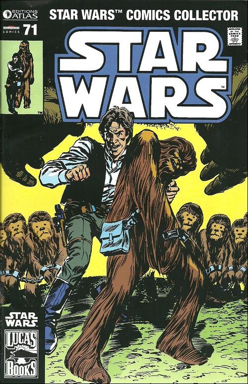 Couverture de Star Wars (Comics Collector) -71- Numéro 71