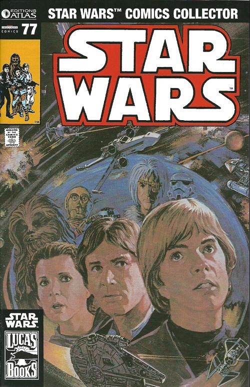 Couverture de Star Wars (Comics Collector) -77- Numéro 77