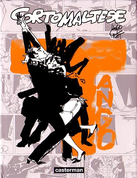 Couverture de Corto Maltese (Couleur Format Normal) -9- Tango