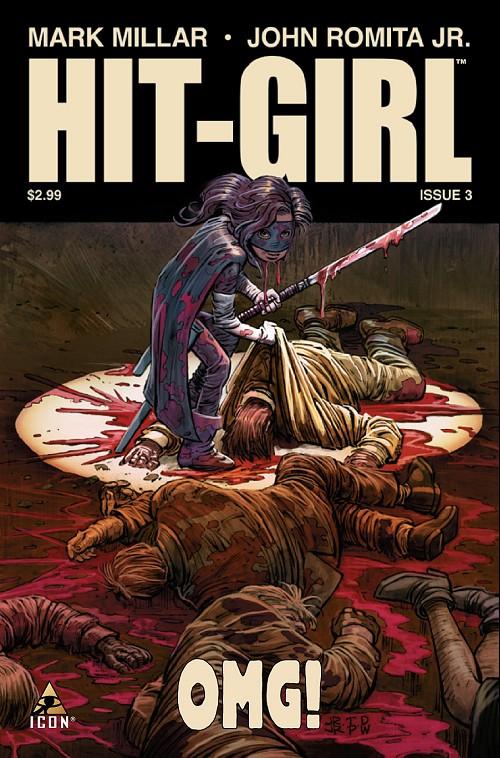 Couverture de Hit-Girl (2012) -3- Issue 3