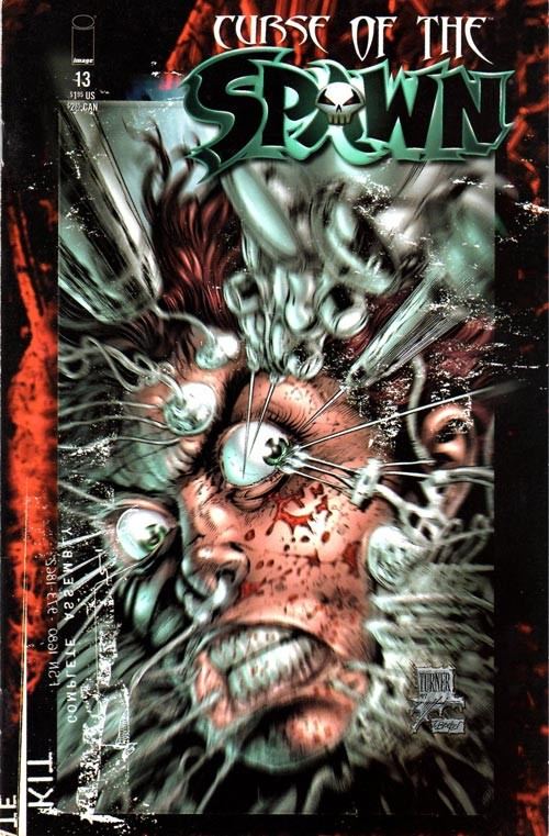 Couverture de Curse of the Spawn (1996) -13- Heart of darkness