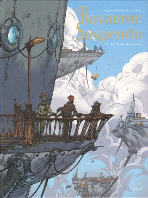 Le Royaume Suspendu - Tome 1 - Le Nexus Elementaire
