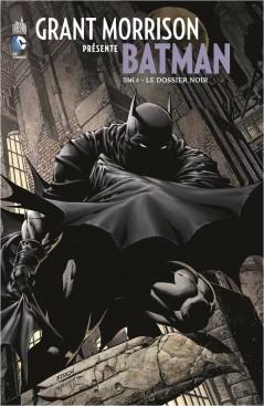 Couverture de Batman (Grant Morrison présente) -4- Le Dossier noir