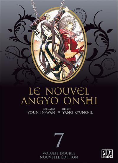 nouvel angyo onshi le vol 13