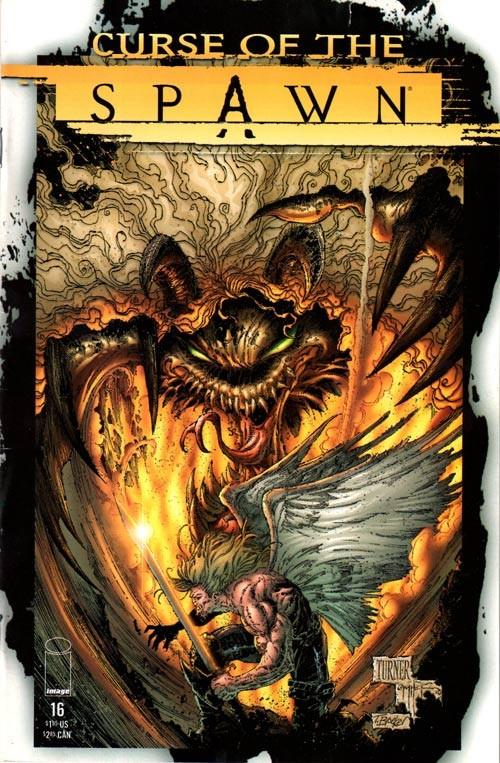 Couverture de Curse of the Spawn (1996) -16- Sympathy for an angel, part II