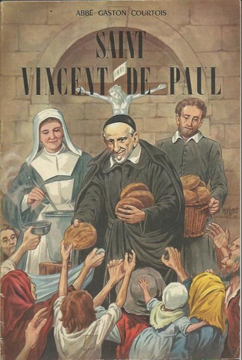 Couverture de Belles histoires et belles vies -6- Saint Vincent de Paul