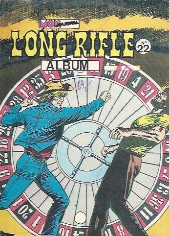 Couverture de Long Rifle -Rec22- Album N°22 (du n°64 au n°66)